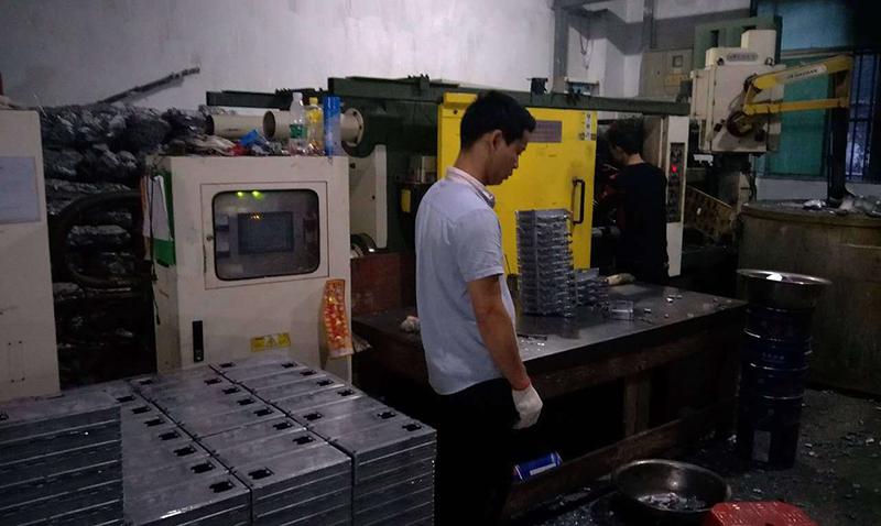 压铸加工厂家